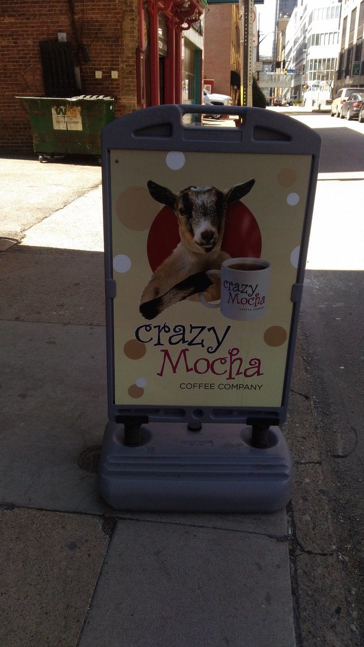 Crazy Mocha Coffee